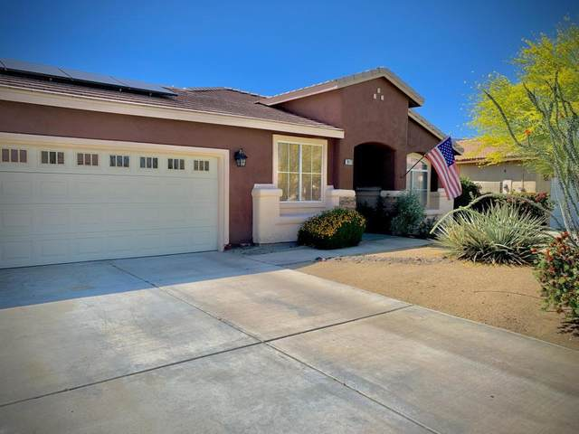 29613 Calle Tampico, Cathedral City, CA 92234 (MLS #219050659) :: Zwemmer Realty Group