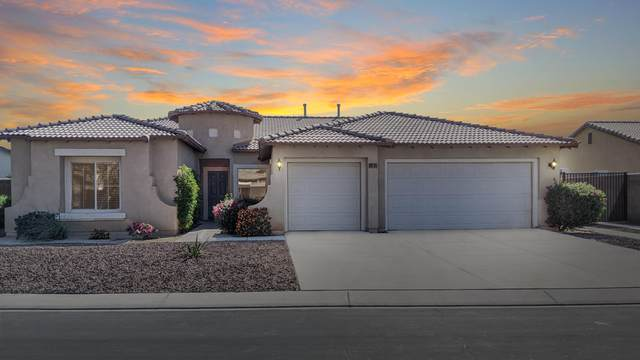 83155 Singing Hills Drive, Indio, CA 92203 (MLS #219050680) :: The Jelmberg Team