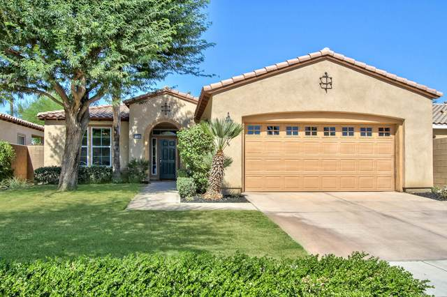 81780 Daniel Drive, La Quinta, CA 92253 (MLS #219050718) :: Mark Wise | Bennion Deville Homes