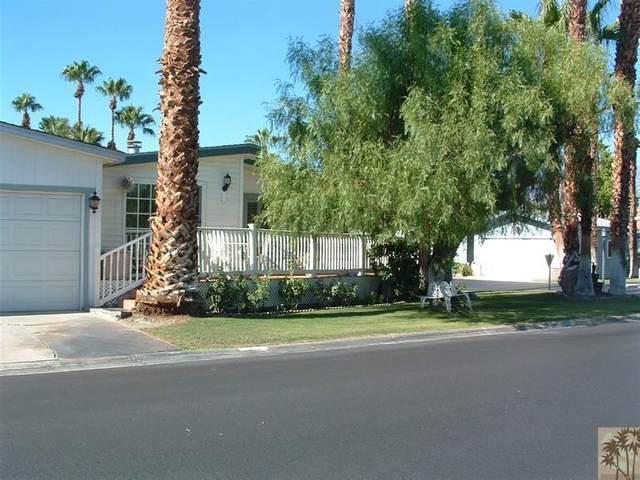 1118 Via Grande, Cathedral City, CA 92234 (MLS #219050724) :: Mark Wise | Bennion Deville Homes