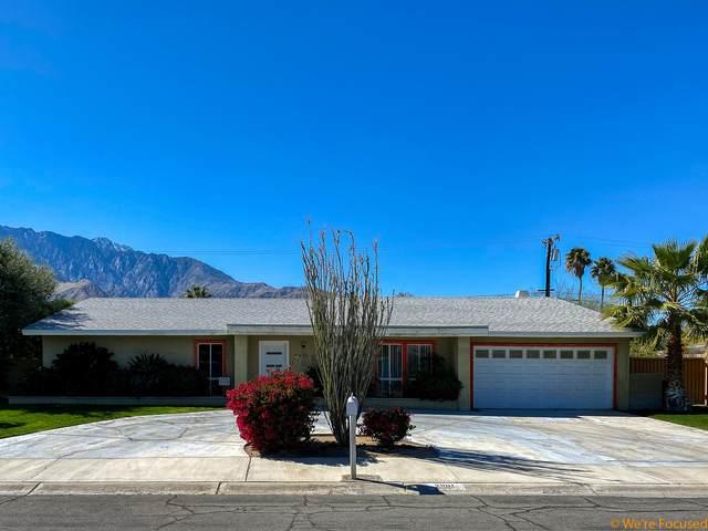 2901 N Chuperosa Road, Palm Springs, CA 92262 (MLS #219050730) :: Zwemmer Realty Group