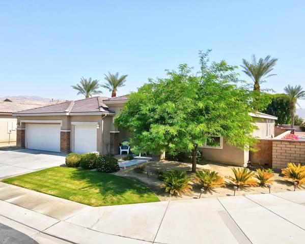 41136 Corte Alto Collina, Indio, CA 92203 (MLS #219050752) :: Mark Wise | Bennion Deville Homes