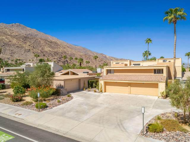 174 E La Verne Way, Palm Springs, CA 92264 (MLS #219050755) :: Brad Schmett Real Estate Group