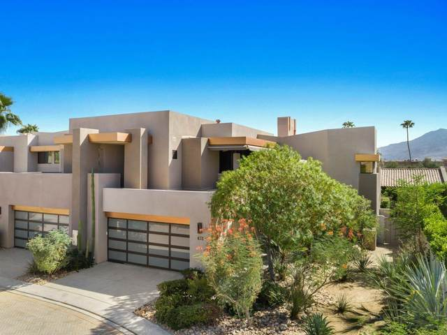 433 N Avenida Caballeros, Palm Springs, CA 92262 (MLS #219050769) :: Zwemmer Realty Group