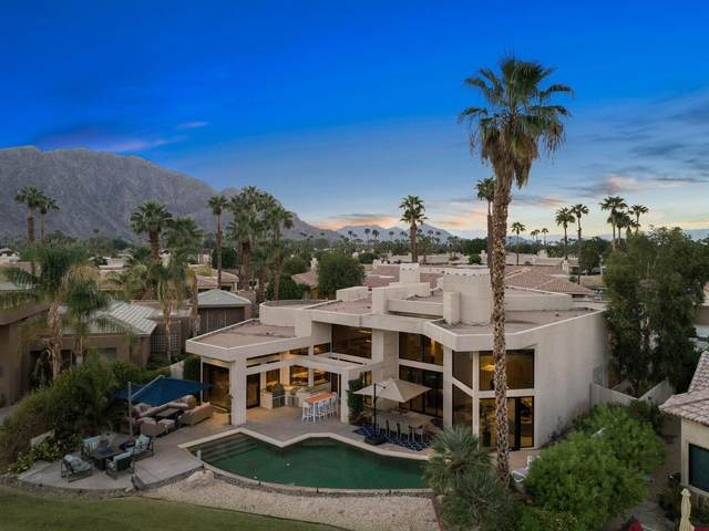 55470 Cherry Hills Drive, La Quinta, CA 92253 (MLS #219050771) :: The Sandi Phillips Team
