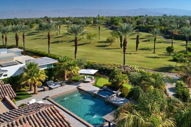 43360 Via Siena, Indian Wells, CA 92210 (MLS #219050795) :: Zwemmer Realty Group