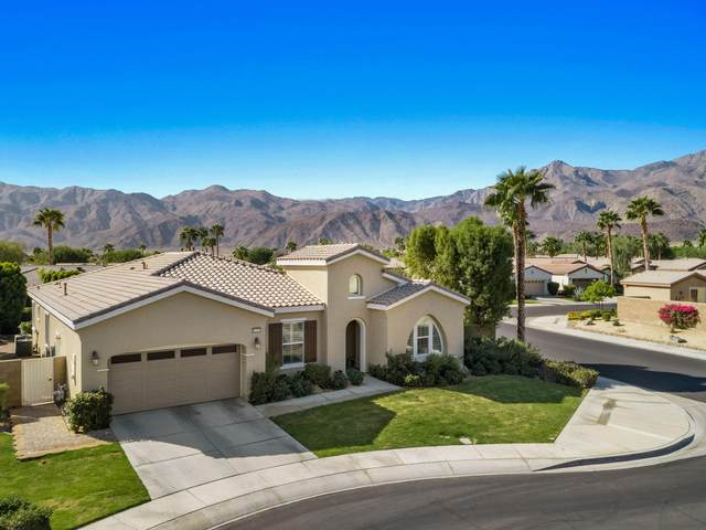 81507 Castlerock Court, La Quinta, CA 92253 (MLS #219050797) :: Zwemmer Realty Group
