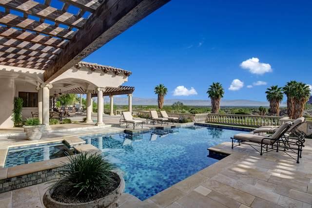 79251 Tom Fazio Lane, La Quinta, CA 92253 (MLS #219050873) :: Mark Wise | Bennion Deville Homes