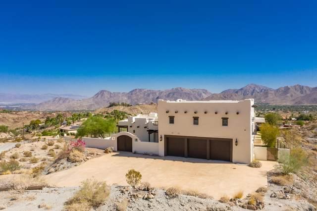 71347 Oasis Trail, Palm Desert, CA 92260 (MLS #219050968) :: Zwemmer Realty Group
