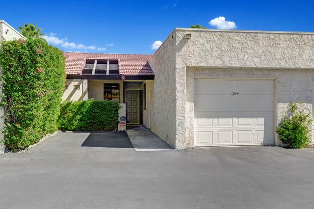 1244 E Andreas Road, Palm Springs, CA 92262 (MLS #219050986) :: Mark Wise | Bennion Deville Homes