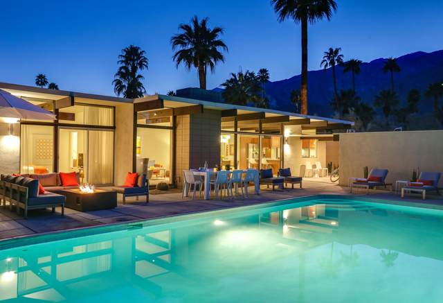 1890 S Caliente Road, Palm Springs, CA 92264 (MLS #219051010) :: Mark Wise | Bennion Deville Homes