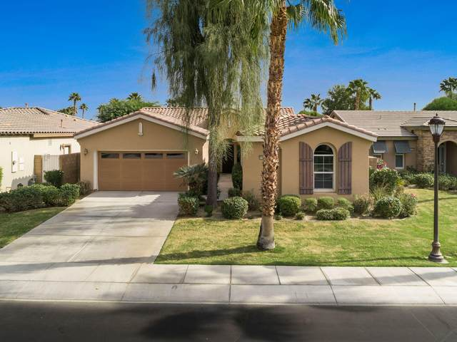 81940 Golden Star Way, La Quinta, CA 92253 (MLS #219051027) :: Zwemmer Realty Group