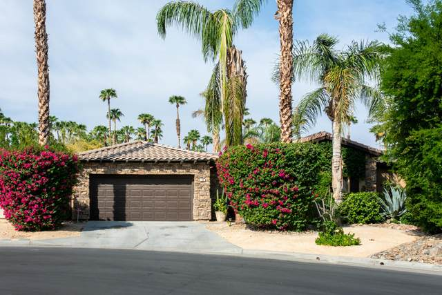 12 Via Dulcinea, Palm Desert, CA 92260 (MLS #219051071) :: The Jelmberg Team