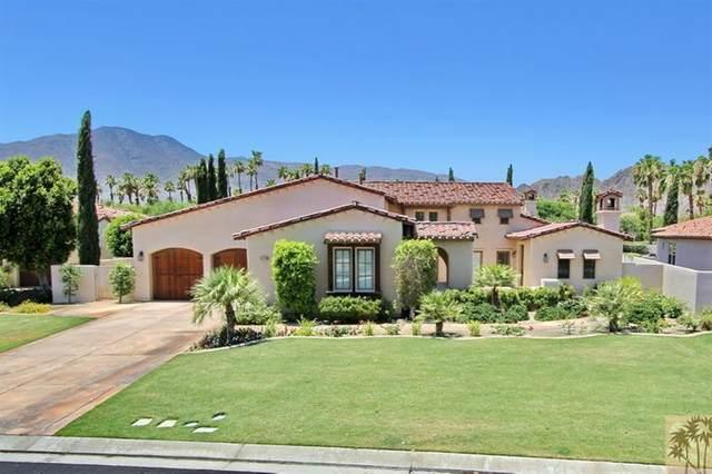 55335 Medallist Drive, La Quinta, CA 92253 (MLS #219051091) :: Mark Wise | Bennion Deville Homes
