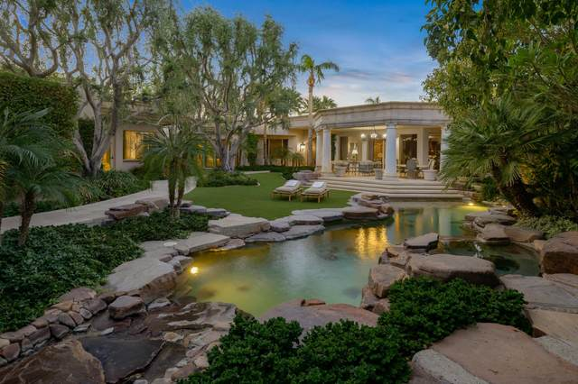 74460 Quail Lakes Drive, Indian Wells, CA 92210 (MLS #219051164) :: Mark Wise | Bennion Deville Homes