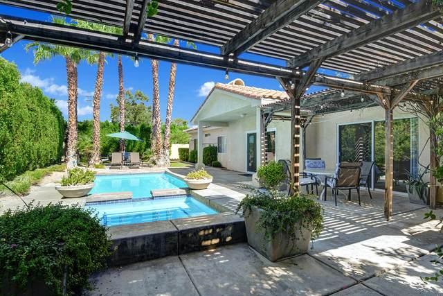 1895 N Whitewater Club Drive, Palm Springs, CA 92262 (MLS #219051173) :: The Jelmberg Team