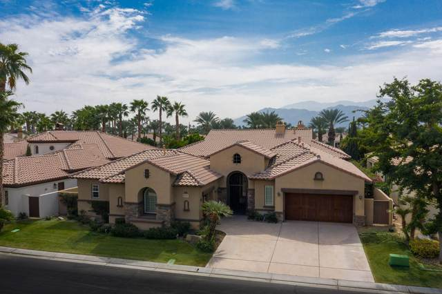 81255 Muirfield, La Quinta, CA 92253 (MLS #219051178) :: The Jelmberg Team