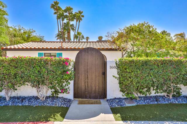 1685 E San Jacinto Way, Palm Springs, CA 92262 (MLS #219051202) :: Brad Schmett Real Estate Group