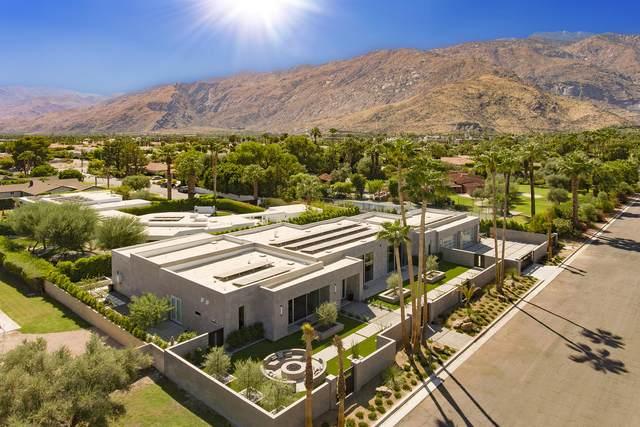 861 E Granvia Valmonte, Palm Springs, CA 92262 (MLS #219051216) :: Brad Schmett Real Estate Group