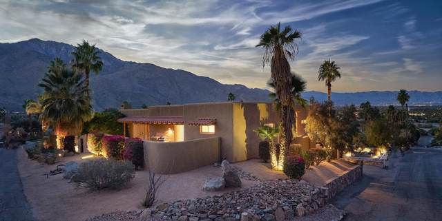 2380 E Smokewood Avenue, Palm Springs, CA 92264 (MLS #219051245) :: Mark Wise | Bennion Deville Homes