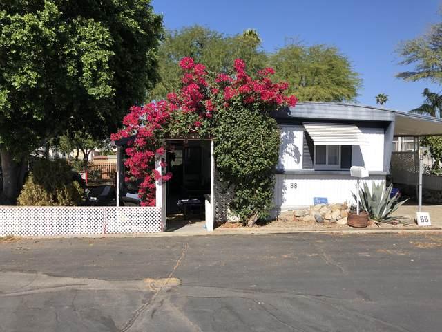 18801 Roberts Road #88, Desert Hot Springs, CA 92241 (#219051253) :: The Pratt Group