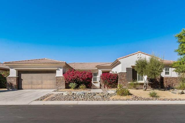 120 Tesori Drive, Palm Desert, CA 92211 (MLS #219051263) :: The Jelmberg Team