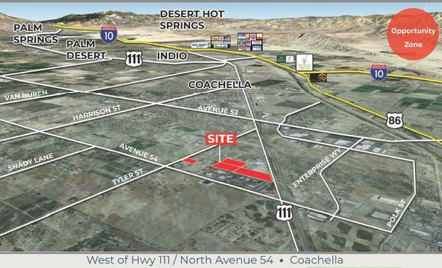 5.49 Ac SE Tyler Lane, Coachella, CA 92236 (MLS #219051269) :: Brad Schmett Real Estate Group