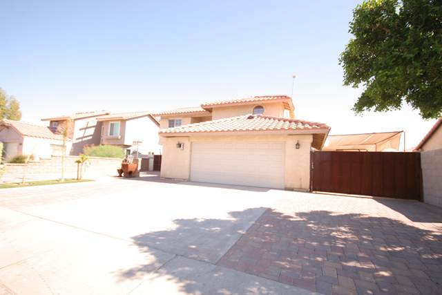 45736 Sutter Creek Road, Indio, CA 92201 (MLS #219051288) :: The John Jay Group - Bennion Deville Homes