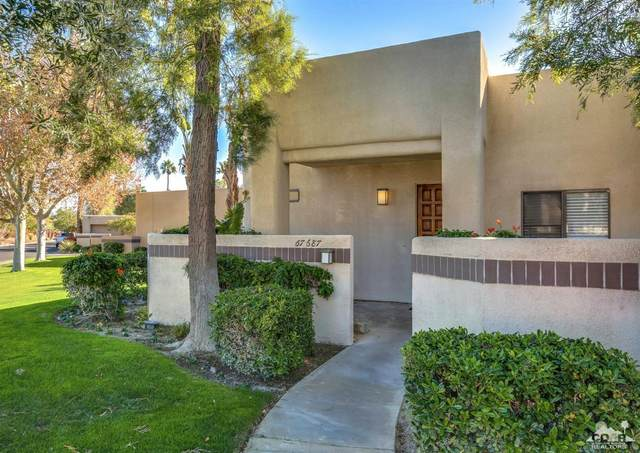 67687 N Portales Drive, Cathedral City, CA 92234 (MLS #219051319) :: Mark Wise | Bennion Deville Homes