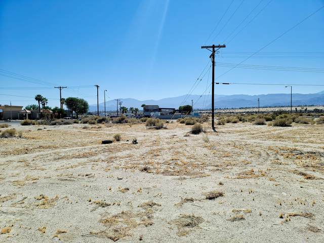 0 Ramon Road, Thousand Palms, CA 92276 (MLS #219051337) :: The Jelmberg Team
