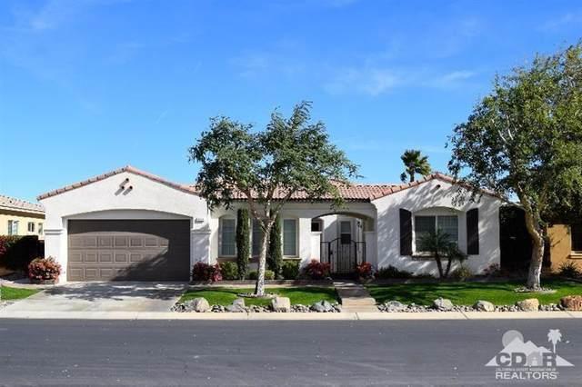 112 Romanza Lane, Palm Desert, CA 92211 (MLS #219051369) :: Zwemmer Realty Group
