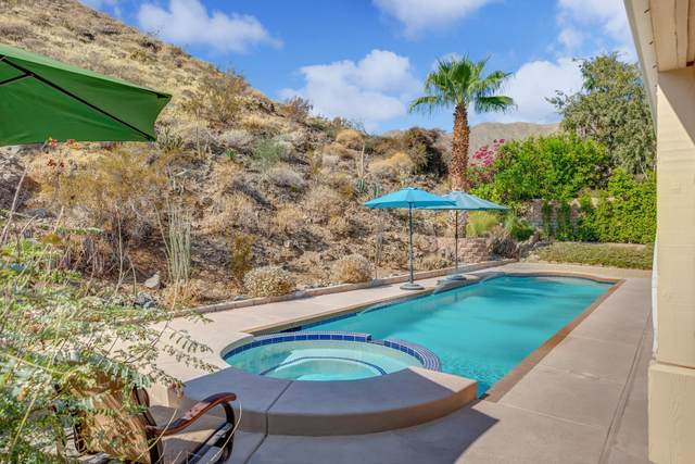 67825 Foothill Road, Cathedral City, CA 92234 (MLS #219051387) :: Mark Wise | Bennion Deville Homes