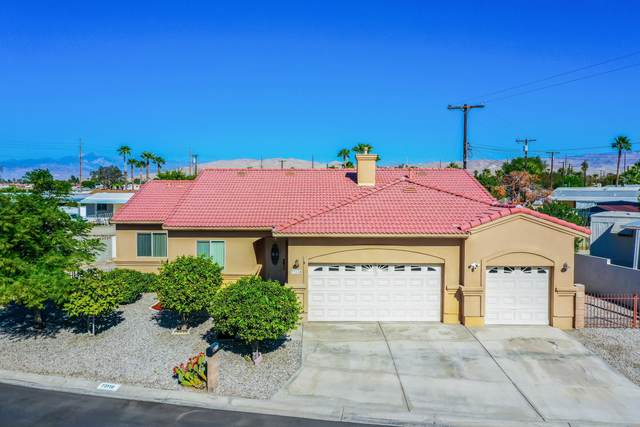 73110 Quivera Street, Thousand Palms, CA 92276 (MLS #219051402) :: Mark Wise | Bennion Deville Homes