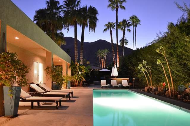 286 W Via Lola, Palm Springs, CA 92262 (MLS #219051425) :: Mark Wise | Bennion Deville Homes