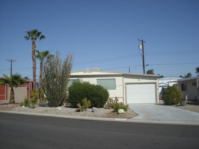 32180 Westchester Drive, Thousand Palms, CA 92276 (MLS #219051429) :: KUD Properties