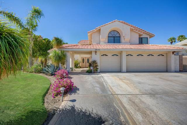 28131 Horizon Road, Cathedral City, CA 92234 (MLS #219051436) :: Mark Wise | Bennion Deville Homes