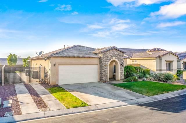 40841 Singing Hills Drive, Indio, CA 92203 (MLS #219051448) :: Mark Wise | Bennion Deville Homes