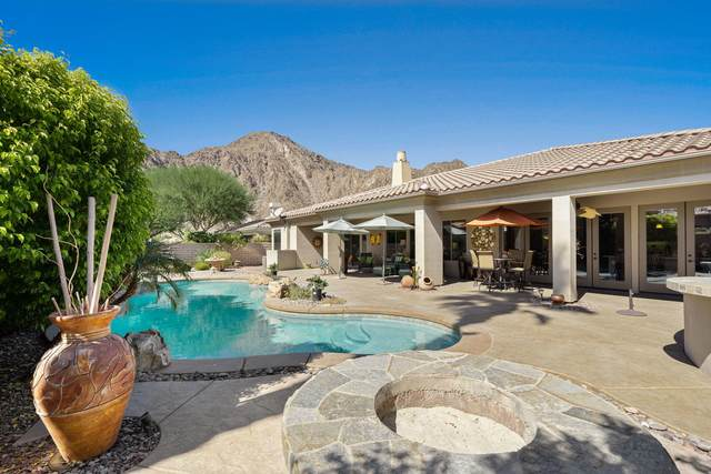 78109 Red Hawk Lane, La Quinta, CA 92253 (MLS #219051452) :: The Jelmberg Team