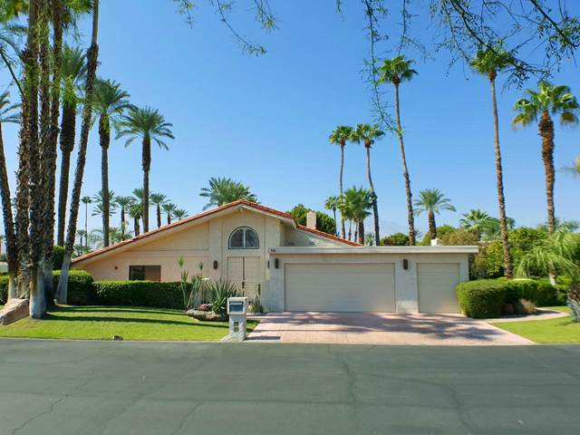 36 Lincoln Place, Rancho Mirage, CA 92270 (MLS #219051470) :: Zwemmer Realty Group