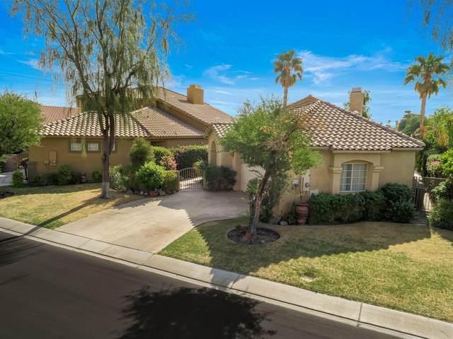 80233 Spanish Bay Drive, Indio, CA 92201 (MLS #219051502) :: Zwemmer Realty Group
