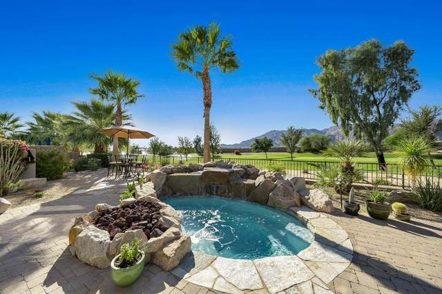 81361 Rustic Canyon Drive, La Quinta, CA 92253 (MLS #219051555) :: Zwemmer Realty Group