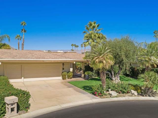 5 Reed Court, Rancho Mirage, CA 92270 (MLS #219051569) :: Mark Wise | Bennion Deville Homes