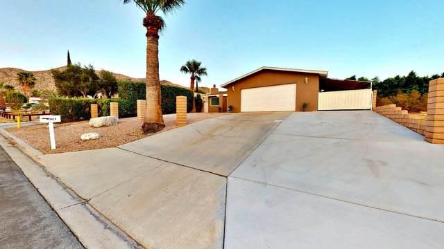 9420 West Drive, Desert Hot Springs, CA 92240 (#219051603) :: The Pratt Group