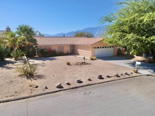 66915 San Bruno Road, Desert Hot Springs, CA 92240 (MLS #219051604) :: KUD Properties