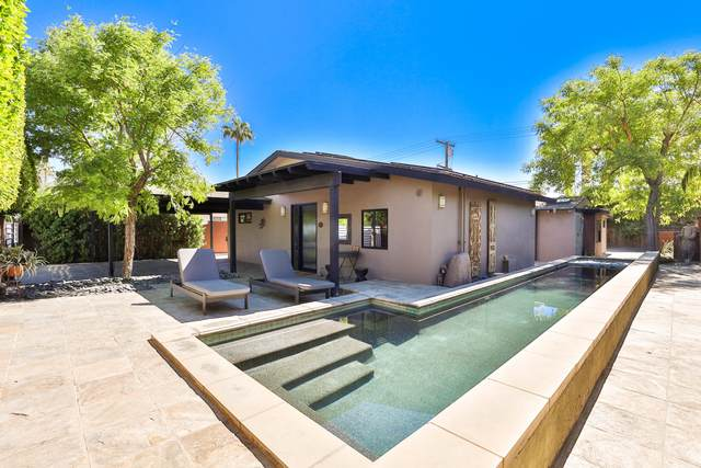 1265 E Tachevah Drive, Palm Springs, CA 92262 (MLS #219051611) :: Brad Schmett Real Estate Group
