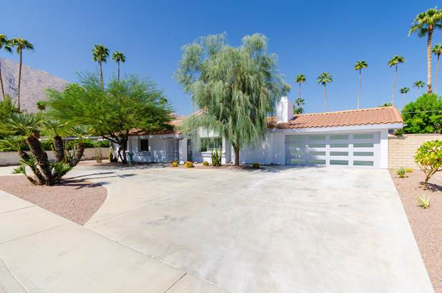 700 E Mesquite Avenue, Palm Springs, CA 92264 (MLS #219051641) :: Brad Schmett Real Estate Group