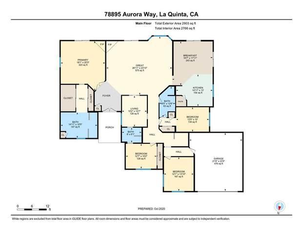 78895 Aurora Way, La Quinta, CA 92253 (MLS #219051656) :: The Sandi Phillips Team