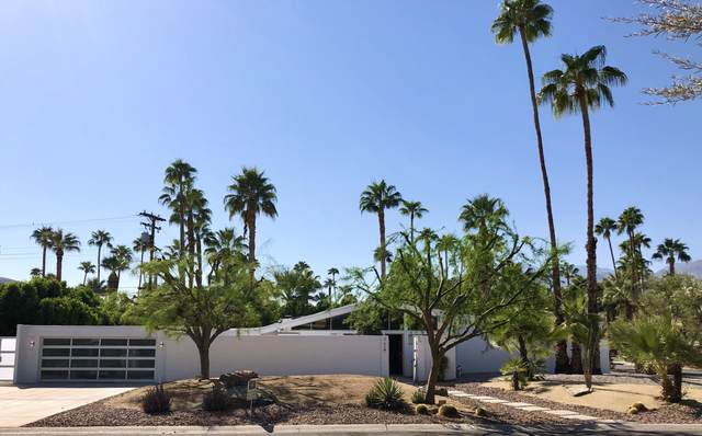 965 E Twin Palms Drive, Palm Springs, CA 92264 (MLS #219051668) :: Mark Wise | Bennion Deville Homes