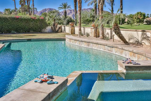 81410 Golf View Drive, La Quinta, CA 92253 (MLS #219051669) :: The Jelmberg Team
