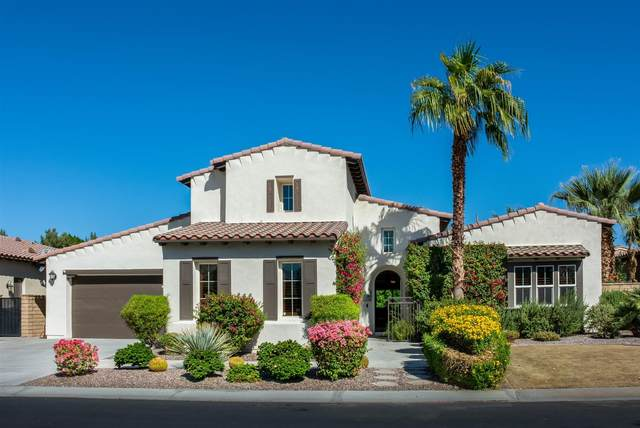 81562 Ricochet Way, La Quinta, CA 92253 (MLS #219051687) :: The Sandi Phillips Team